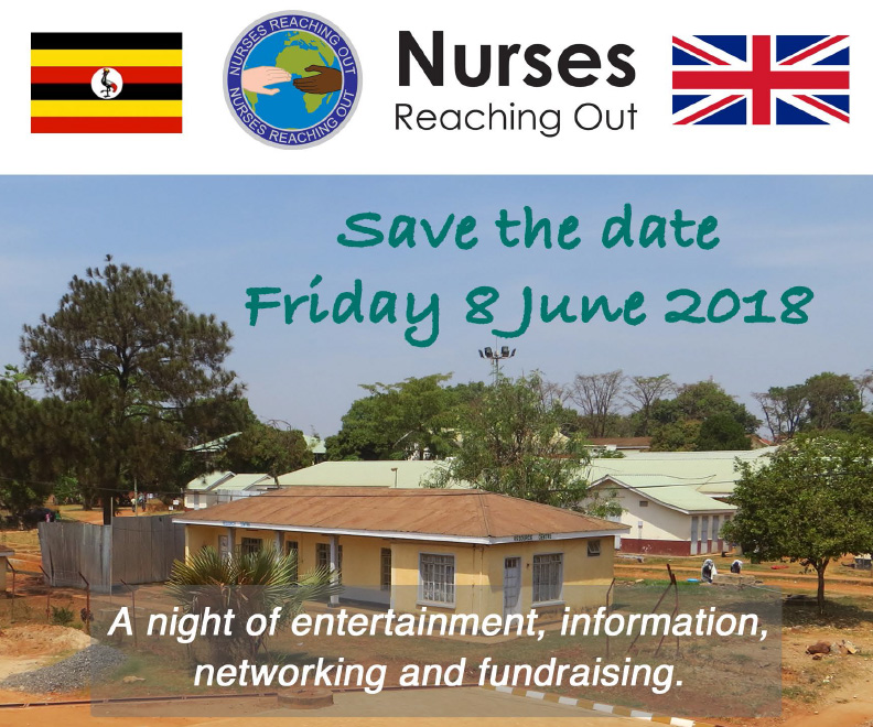 Save the Date – Friday 8th June 2018